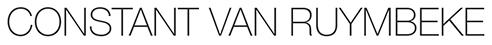 CONSTANT VAN RUYMBEKE Logo
